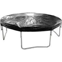 TRIGANO Cubierta para cama elástica diámetro 4,27 m - Negro