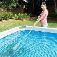 Intex Aspirador recargable de bañera de hidromasaje y piscina - Gris