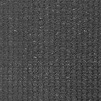 vidaXL Persiana enrollable de exterior 120x230 cm gris antracita - Antracita