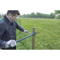 Draper Tools Herramienta tensora para alambre de cerca 600 mm 57547 - Azul