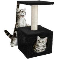 791053c3b5138 Arbre à Chat Cube - Animalis - Noir