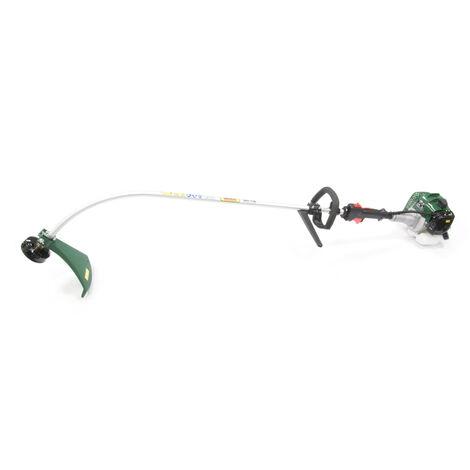 Webb LT26 Petrol 2-Stroke 26cc Curved Shaft Brushcutter 10in/25cm Loop Handled