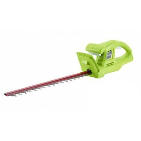 Greenworks G24HT Cordless 24v Hedge Trimmer 51cm/20in Bare Unit