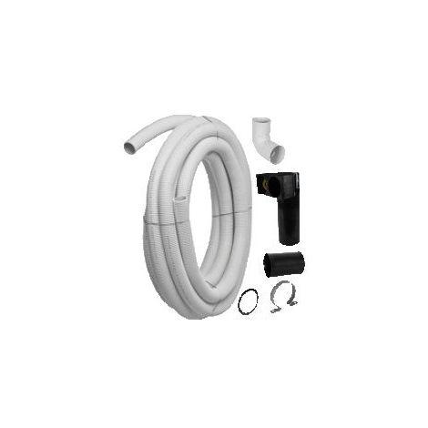 Conduit PEHD semi-rigide ø90 long 20m