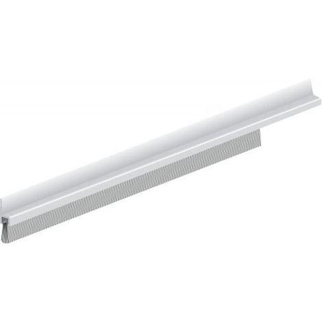 Plinthe en applique à brosse de bas de porte type IBS 60