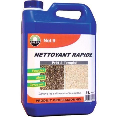Nettoyant rapide NET 9 bidon de 5 litres