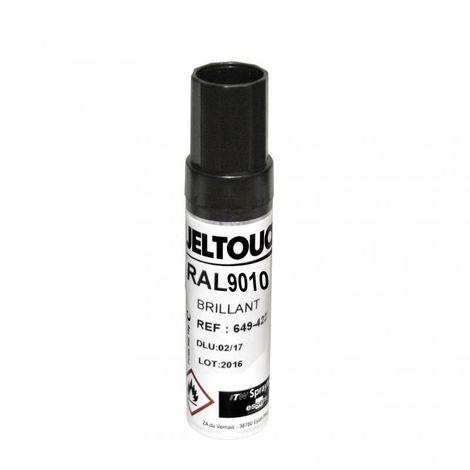Peinture de retouche solvantée glycérophtalique, gris anthracite RAL 7016, boîte de 20 stylos de 20 g - Gris anthracite RAL 7016