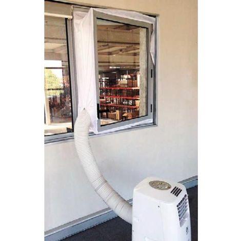 Kit d'étanchéité pour fenêtre à vantail