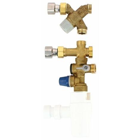 Kit de sécurité pour chauffe-eau thermodynamique