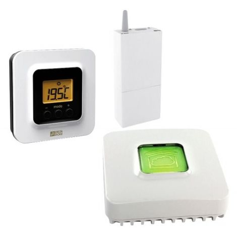 Thermostat programmable pack Tybox 5100 connecté