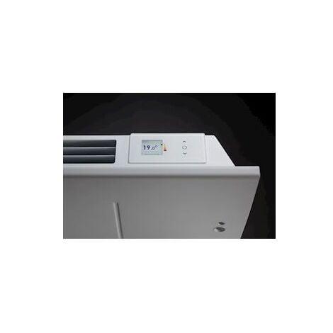 Radiateur connecté gain de place Ingénio 3 vertical blanc 1500W - blanc