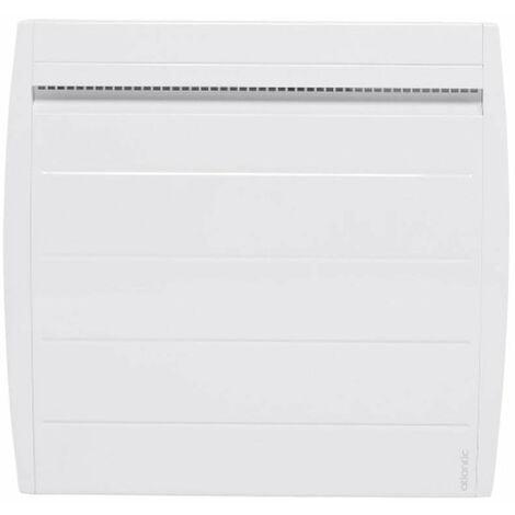 Radiateur Inertie Nirvana Digital 1250 W Horizontal - Blanc - 615 X 793 X 135 (mm) - Blanc