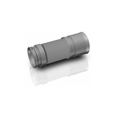 Raccord Optiflex Easyclip souple D90