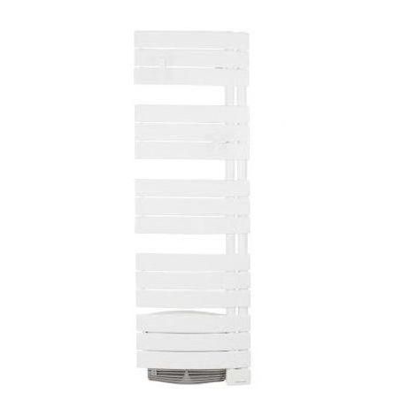 Radiateur sèche serviettes Blanc Néfertiti mixte intégral Atlantic 851717 - Blanc