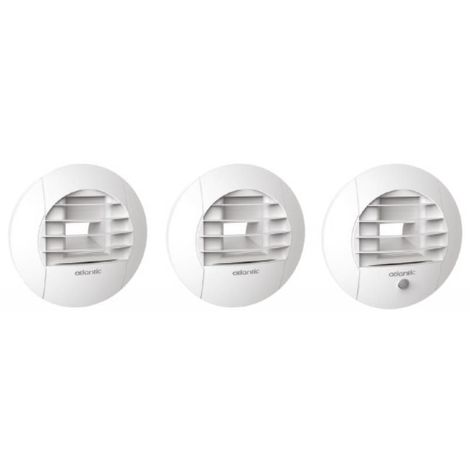 Pack de 3 bouches dextraction Hygro B T3/7 manchons griffes