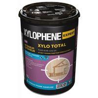 Traitement insecticide, fongicide, bois intérieurs et extérieurs XYLOPHENE Expert Xylo Total, bidon de 5 litres