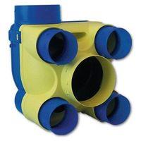 Kit VMC Hydra ST - KHB - Hygroréglable A Unelvent 603102 - Bleu