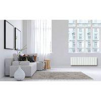 RADIATEUR BELLAGIO 1500W SMART ECOCONTROL PLINTHE NOIROT 00N1715SEFS - Blanc