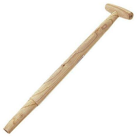 Mango madera pala muleta