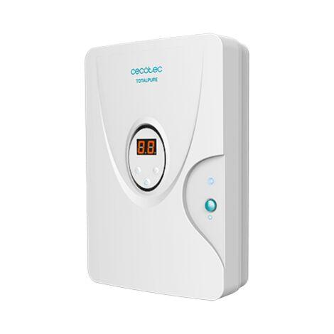 Generador de ozono doméstico totalpure 3000 smart ozone cecotec