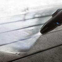 Hidrolimpiadora para coche y bicicleta hidroboost 1600 car&bike, potencia 1600w, caudal 426l/h, 135 barios de presión, botella p
