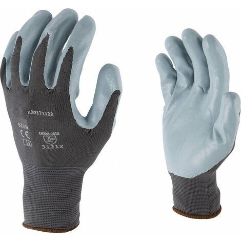 Gants dexterite polyamide 9 10 paires