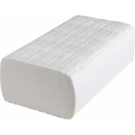 Recharge papier x 25 pour Distributeur essuie-mains yaliss zig-zag