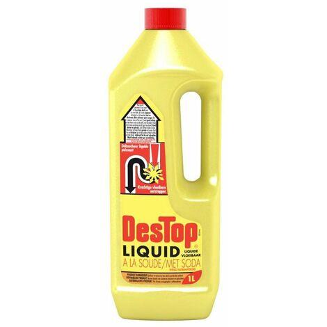 Destop Deboucheur Liquide 1l - DESTOP