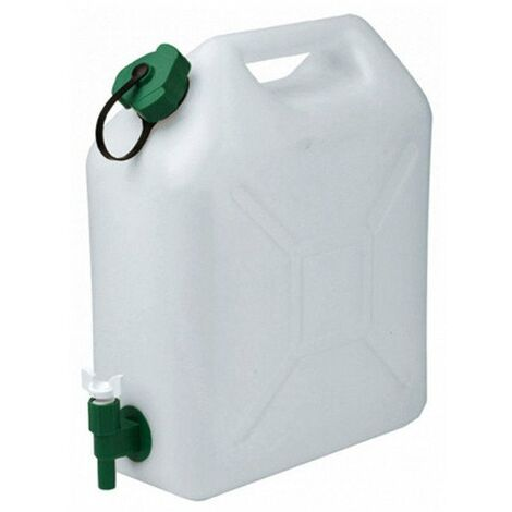 Jerrican Alimentaire + Robinet 10 litres - EDA