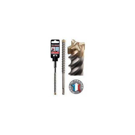 meches beton sds - 4 taillants désignation 1 mêchediamètre 6 mmlongueur 160 / 110 mm