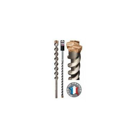 meches beton sdsmax - 6 taillants désignation 1 mêchediamètre 32 mmlongueur 540 / 400 mm