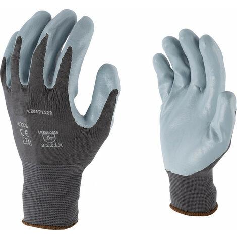 Gant dexterite polyamide 10 1 paire