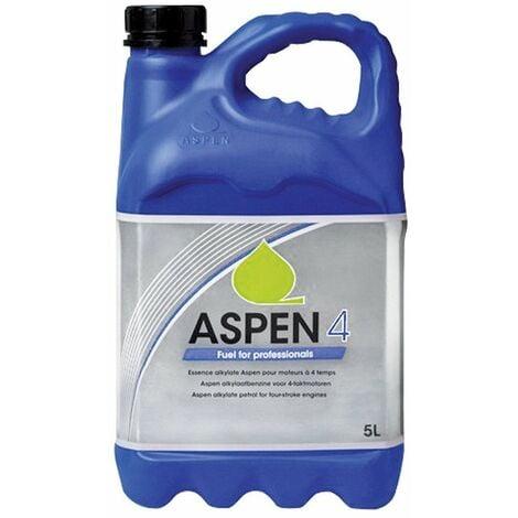 carburant 4 temps bidon de 5 litres - ASPEN