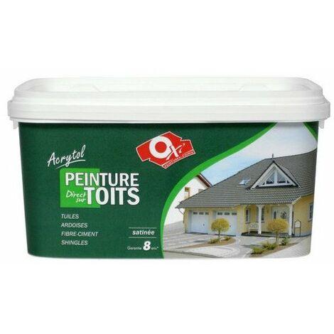 Acrytol Toit Ardoise Fonce 2l5 - OXI