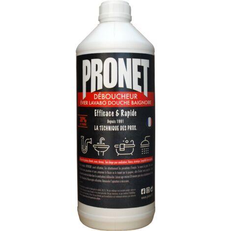 Deboucheur Canalisation Soude Pro1l - PRONET