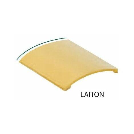Seuil Demi Bombe Adh Laiton 83cm - ROMUS