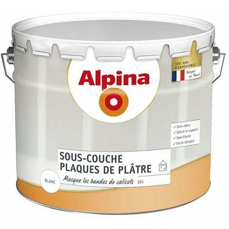 Alpina Sous Couche Platre 10l - ALPINA