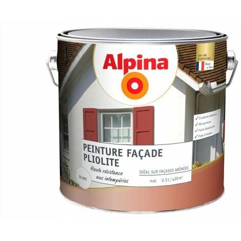 Alpina Facad Plio 5ans 2l5 T Pierre - ALPINA