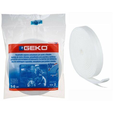 Geko Mousse Adh 15mmx10m 2x5 Blc - GEKO