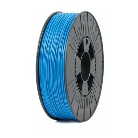 Filament pla 1 75 mm - bleu clair - 750 g
