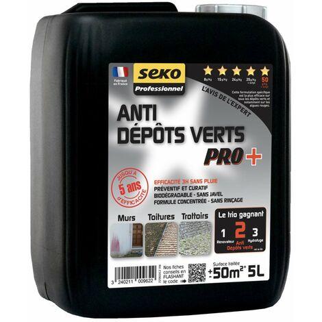 Seko Pro Plus Anti Depots Verts5l - SEKOPROPLUS