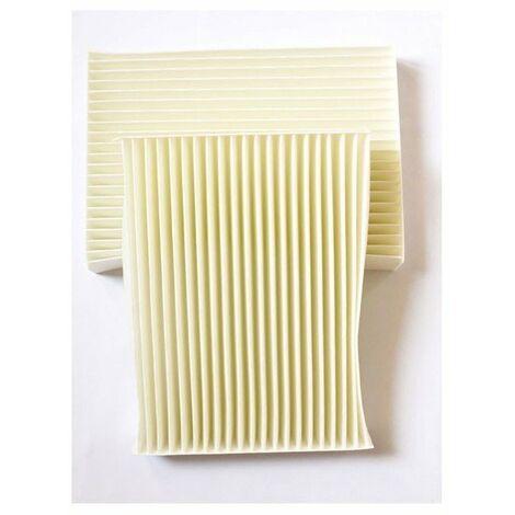 Filtre g4 + 1 f7 es300 a sans by-pass - blanc aldes