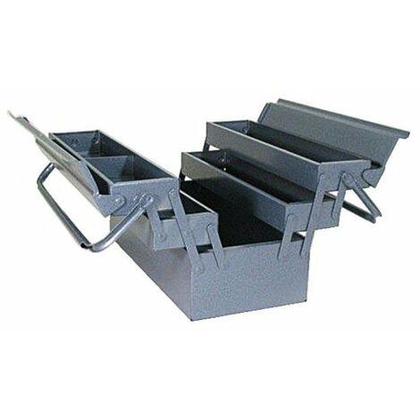 Caisse outils 5 comp ref 490611