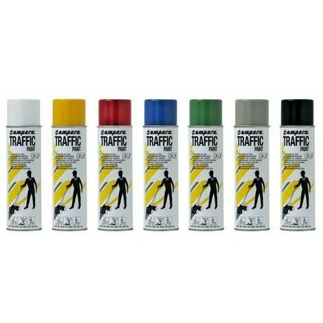 Peinture sol''traffic''jaune perma630102001 jaune