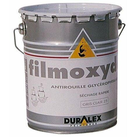 Peinture antirouille filmoxyde gris 25 - pot 3 l
