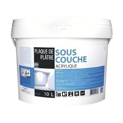 Batir 1px Sous Couche Acrylique 10l - BATIR 1PRIX