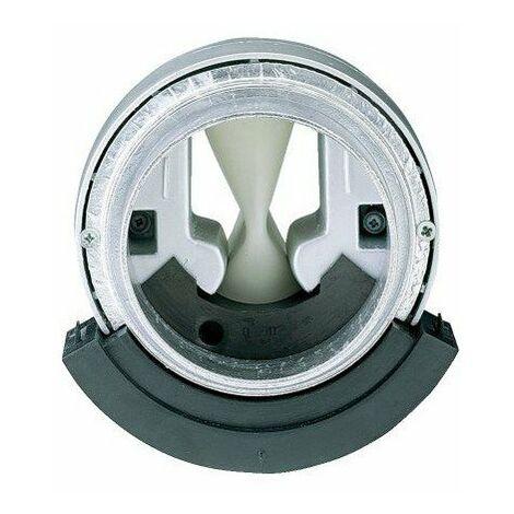 Bouche gaz Bazmotus 45/105 23kw d125/d125 - ALDES