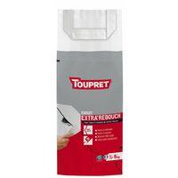 Enduit Extra Rebouch Poudre 5kg - TOUPRET