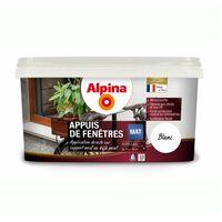 Alpina Appui Fenetre Blanc 2l - ALPINA