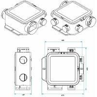 Groupe Vmc Simple Flux Autoréglable - Easyhome Compact Auto Aldes - 11026034